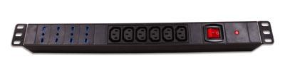 multipresa rack