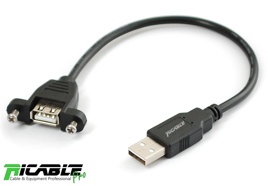 Ricable USB Mount Panel